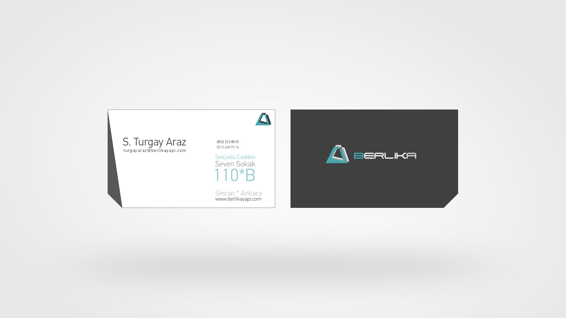 berlika-bussiness-card